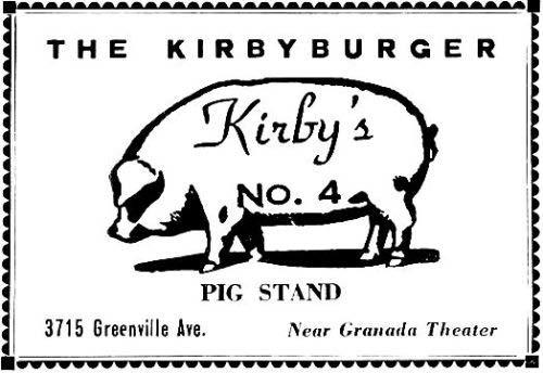 Na początku był... Pig Stand