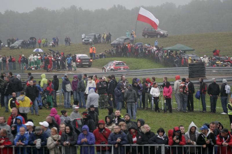 75. Rajd Polski rundą Mistrzostw Europy