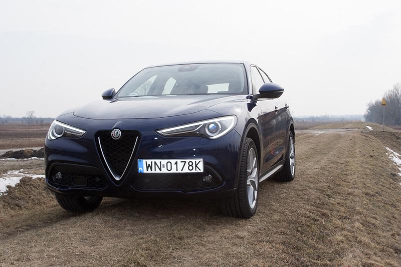 SUV by Alfa Romeo