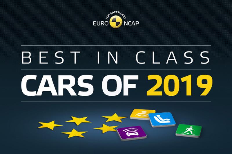 Euro NCAP – Best in Class 2019