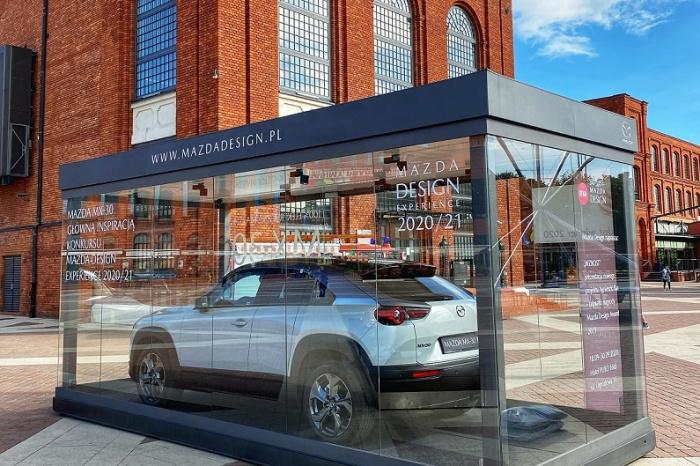 Elektryczna Mazda MX-30 w Polsce - pierwsza publiczna prezentacja