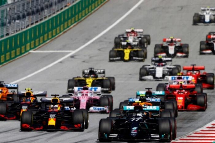 F1 - poślizg (nie)kontrolowany