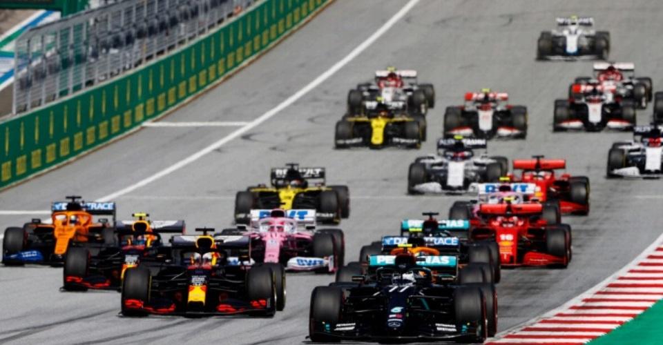 Na torze F1