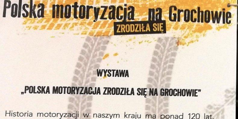 Wystawa w Technikum Samochodowym nr 1 w Warszawie