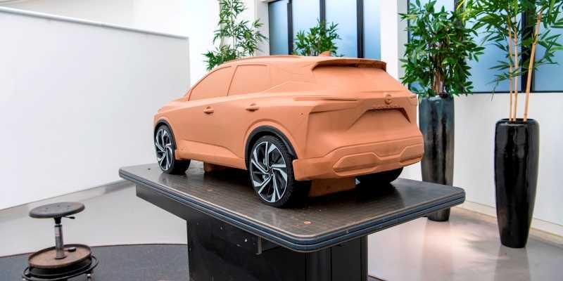 Nissan Qashqai - model