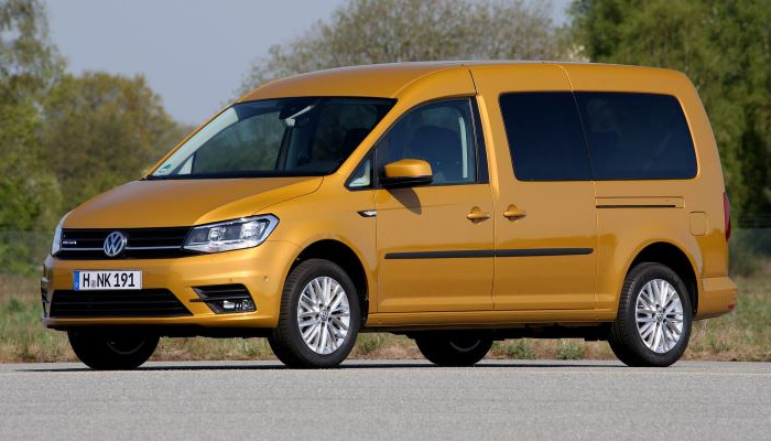 Ruszyła produkcja VW Caddy 5 Maxi
