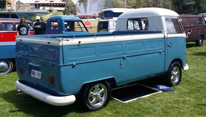 70. urodziny VW T1