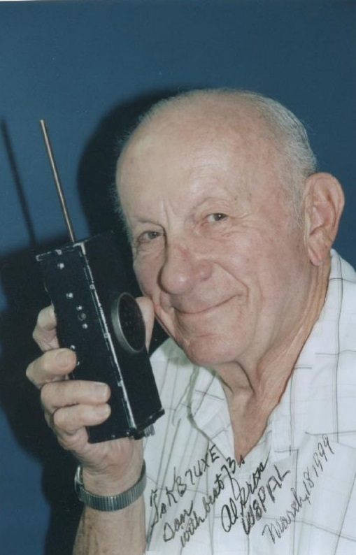 """Irving """"Al"""" Gross - prekursor i twórca rozwiązań łączności mobilnej"""