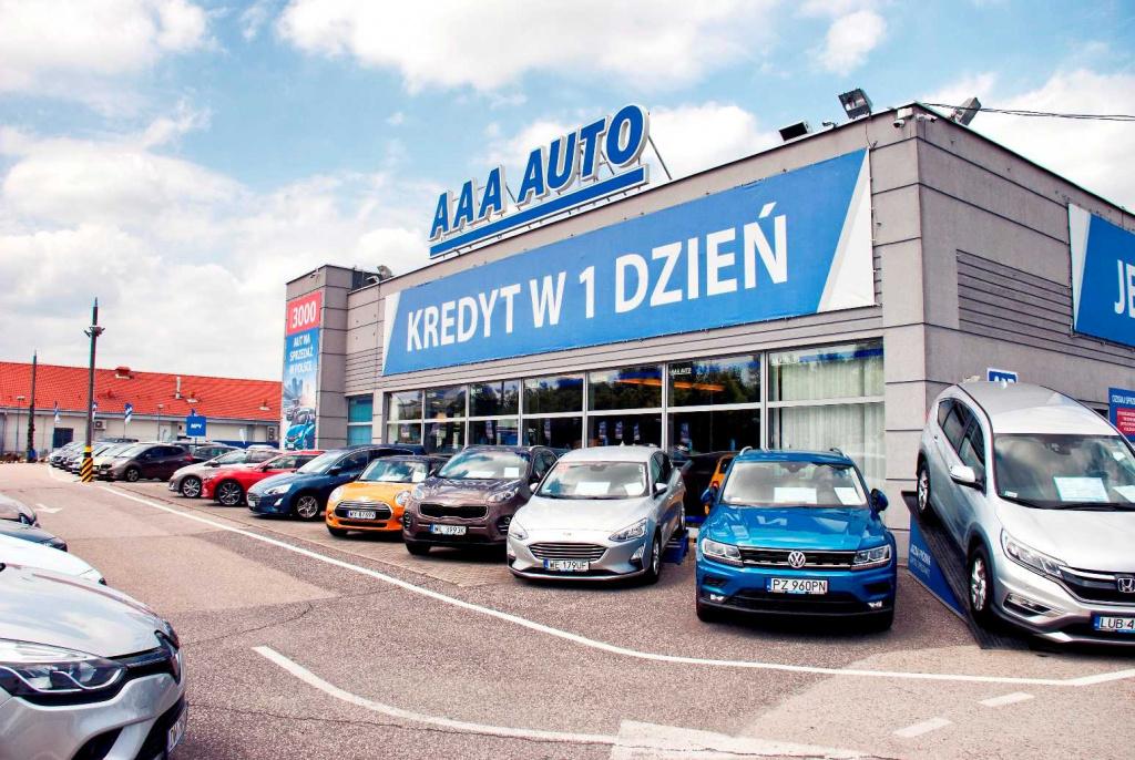 AAA Auto - Salon Piaseczno