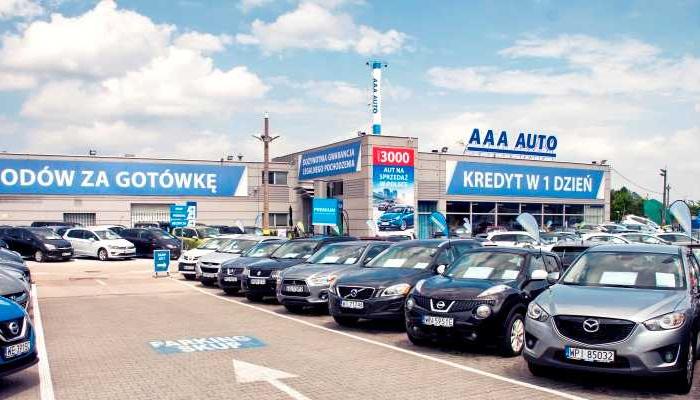 W AAA Auto olbrzymi wzrost sprzedaży samochodów