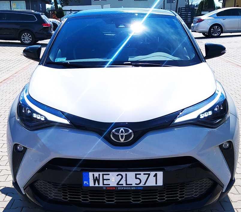 Toyota C-HR - wrażenia z jazdy