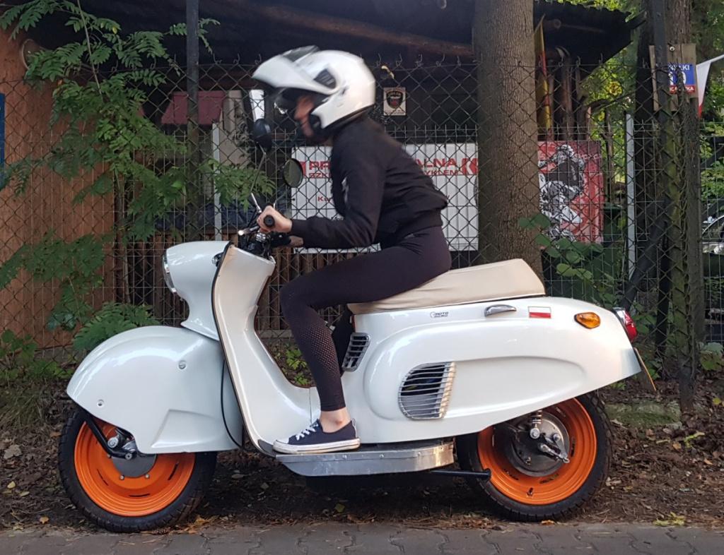 Osa - polski skuter