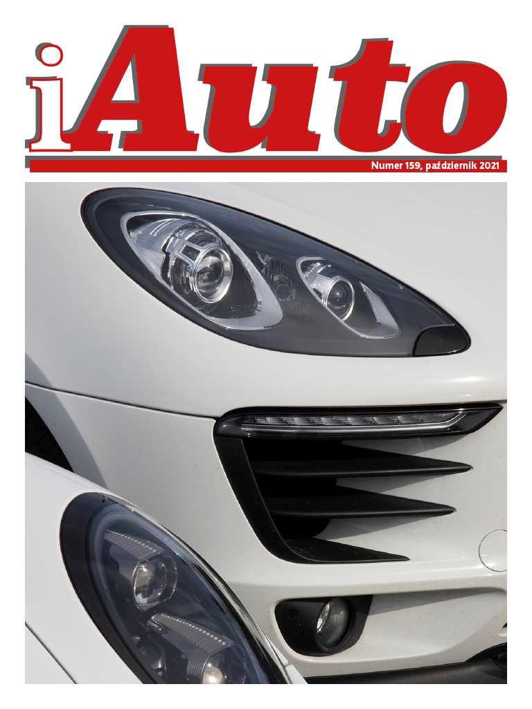 iAuto numer 159 - okładka